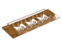 ibidi 趋化性实验 免疫荧光染色 粘撕式载玻片sticky-Slide Chemotaxis 3D